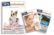 журналы Spa professional, Spa management и Spa persona
